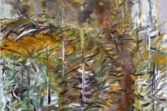0025 Syrinx 2011, 100x90 cm