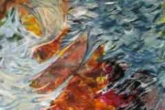 0026 flammende Perle 2012, 120x80 cm
