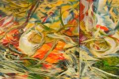 0034 Topas-Licht und Schatten 2012, 60x80x50 cm