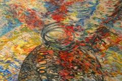 0040Turmalin - Eros und Fabel 2012, 100x175 cm