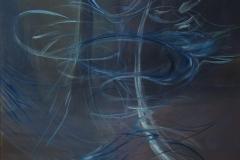 0149 Dunkelkammer 1, 2017, 100x110 cm