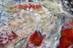 0020 Kristallkugel ueber dem roten Meer 2011, 100x85 cm